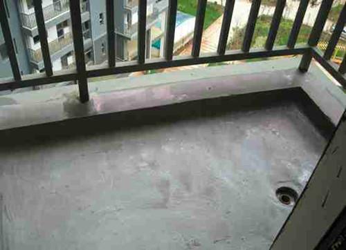 阳台排水管道的设计要求及做法