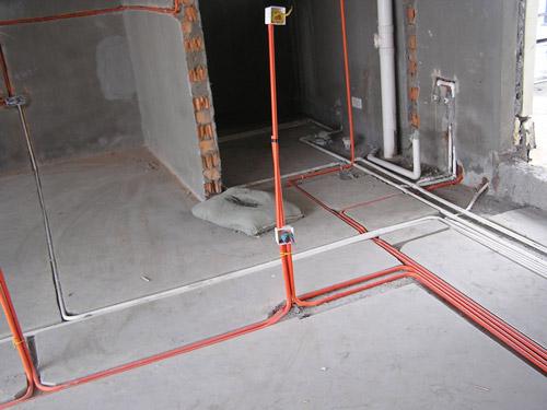 水管安装过程中的注意事项