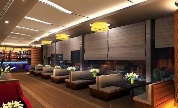 茶餐厅沙发装修搭配方法 茶餐厅沙发装修设计效果图