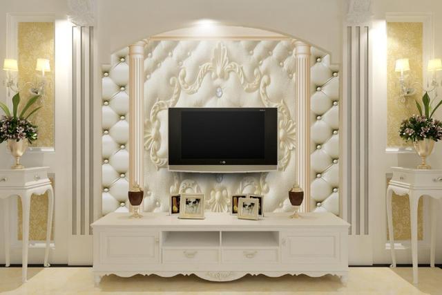 电视背景墙装修效果图大全 有你喜欢的吗?