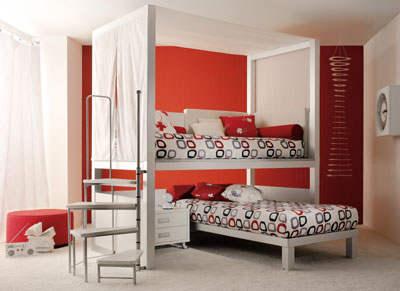 超级小卧室装修效果图