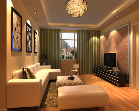 客厅温馨装修设计效果图