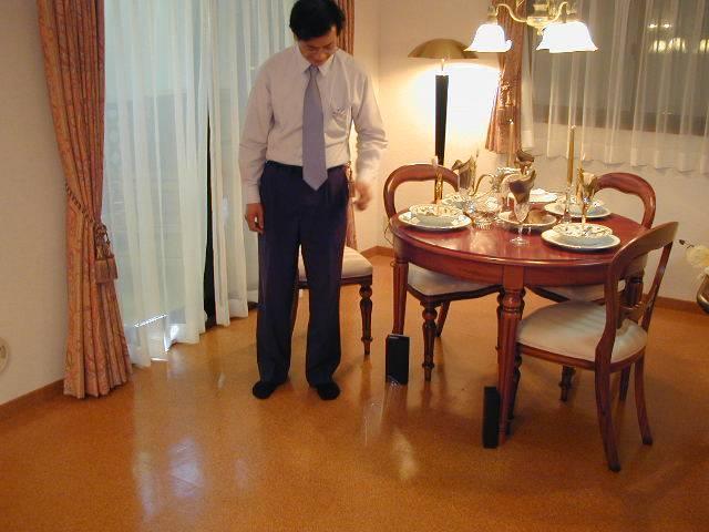 杭州余杭装修之如何挑选地暖地板