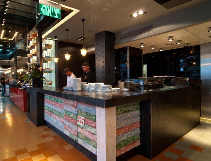 创意海鲜餐厅装修设计 创意海鲜餐厅装修设计效果图