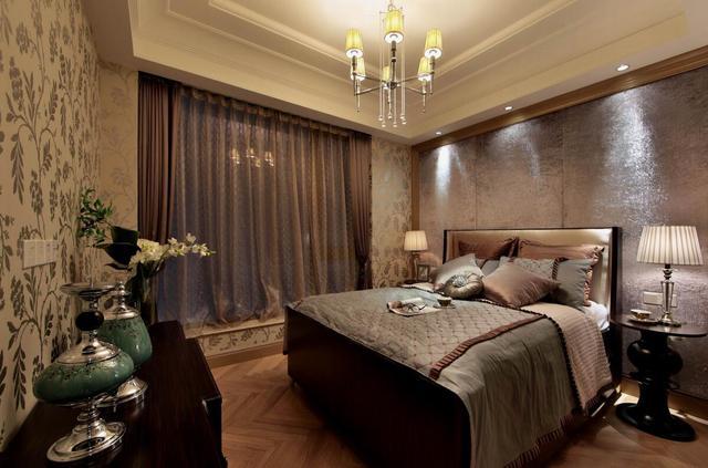 238平米欧式风格装修案例 宫廷般的奢华家居