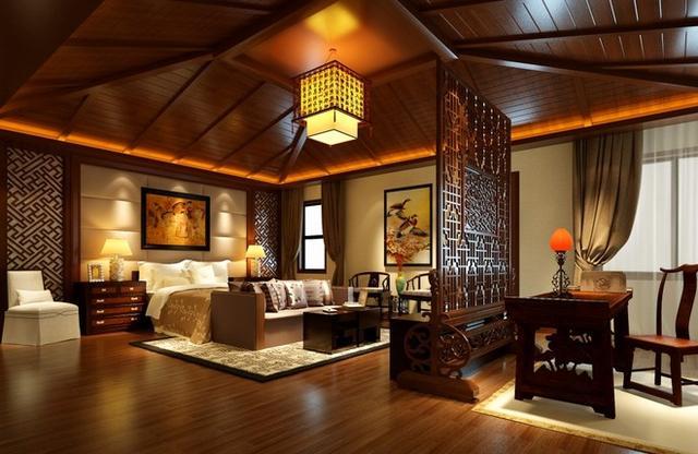 装修保障网 装修学堂 中式风格 600平中式别墅设计 青砖绿瓦展现中国