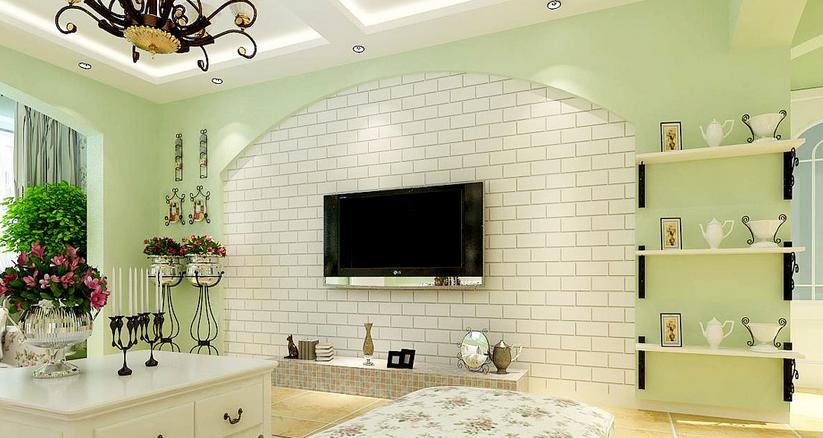 客厅电视墙装饰方法 客厅电视墙隔断介绍