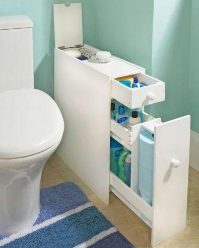 袖珍迷你卫生间装修设计效果图