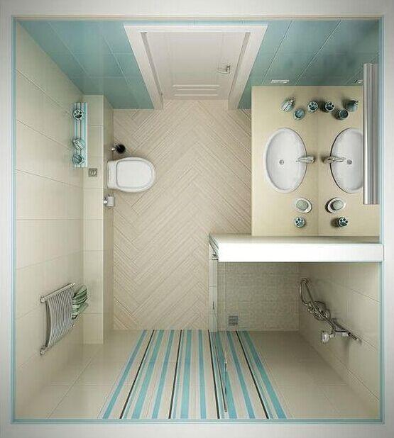 厕所 家居 设计 卫生间 卫生间装修 装修 555_618