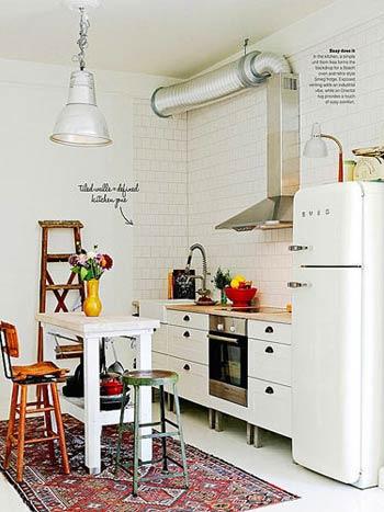 百变厨房装修设计效果图