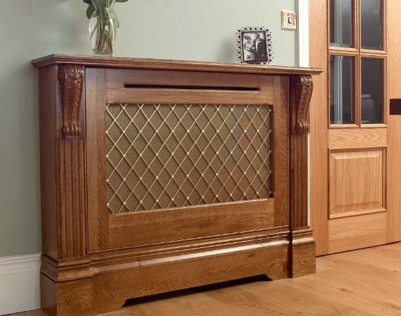 暖气罩木制品施工流程