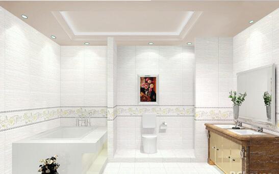 卫生间墙砖尺寸一般多厚?卫生间墙砖装修设计选择技巧