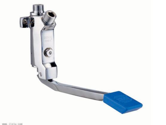 方便,卫生,美观,节水效果明显和安装方便,(脚踏阀,顾名思义,是