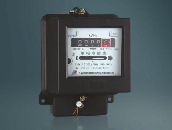 电表型号大全 家用电能表型号含义
