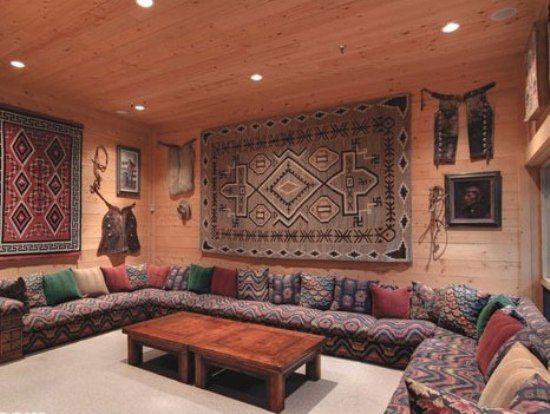 全木质大户型别墅装修设计效果图案例