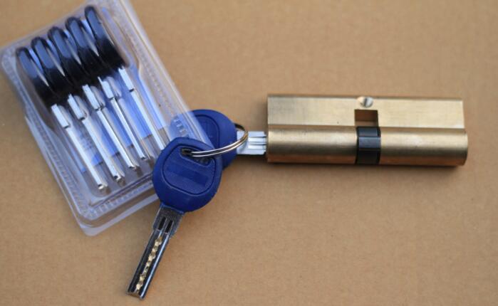 ab锁开锁原理和开锁方法