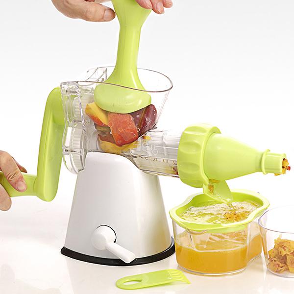 手动榨汁机好用吗