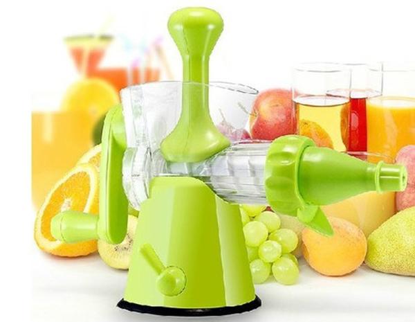 手动榨汁机选购方法