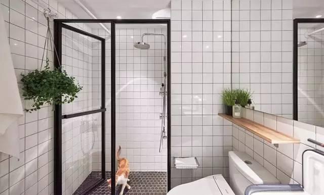 45平米北欧风格个性时尚公寓 你的最佳住所