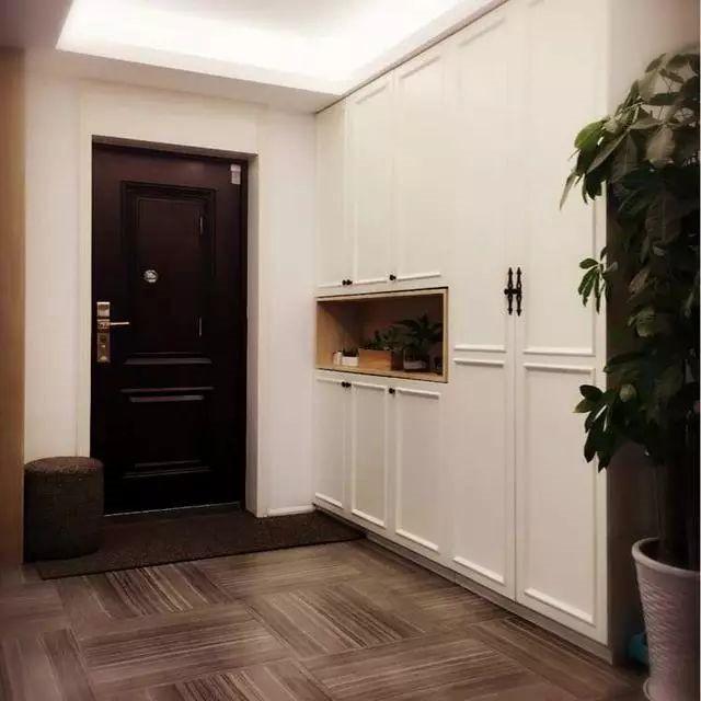 嵌入式墙面收纳,玄关,客厅,角落都能装!
