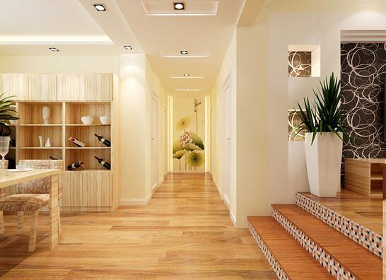 客厅榻榻米台阶设计 客厅台阶设计效果图
