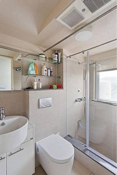 下面小编来告诉你1.5平米的卫生间装修技巧及装修注意事项.