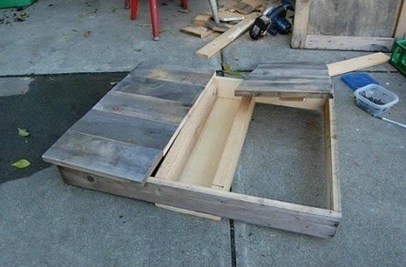 生活diy:自制木板多肉花架diy教程