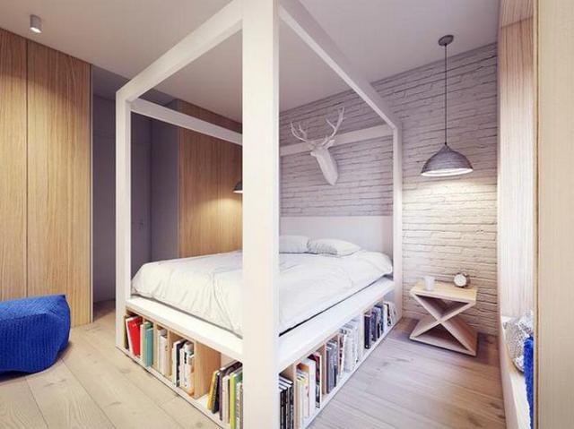 140平原木日式风情 柔情似水舒适的幸福之家