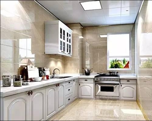 装修,如何选择厨房瓷砖!_装修保障网图片