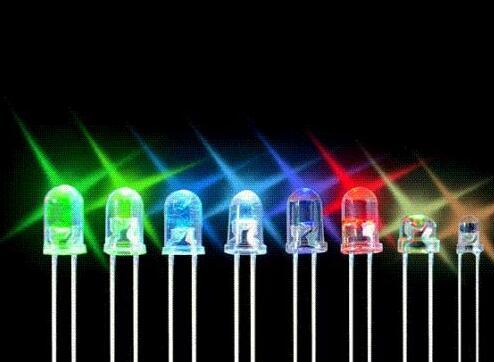 发光二极管型号 发光二极管正负极判断