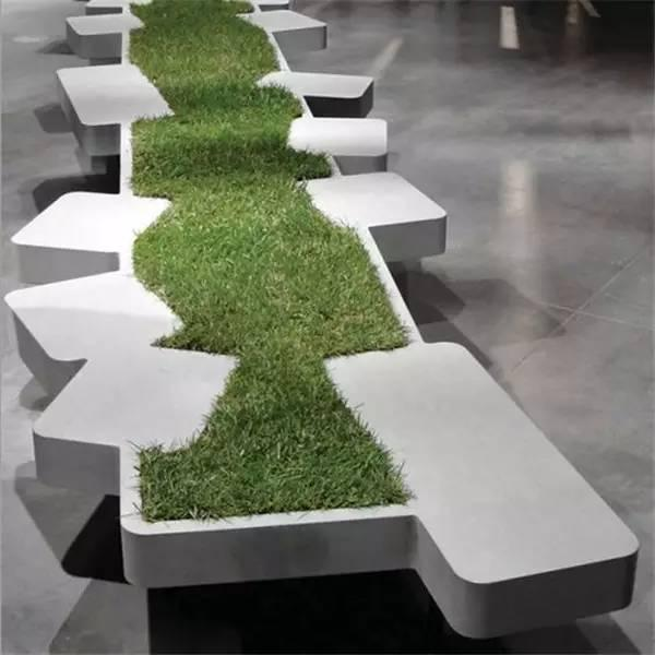 公共空间的椅子设计 真想搬回家