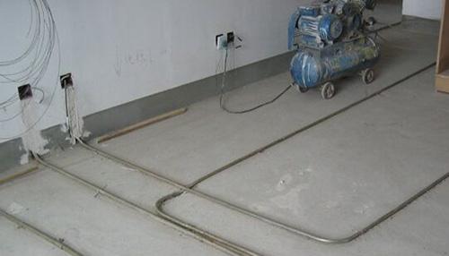 厨房排风扇开关接线图