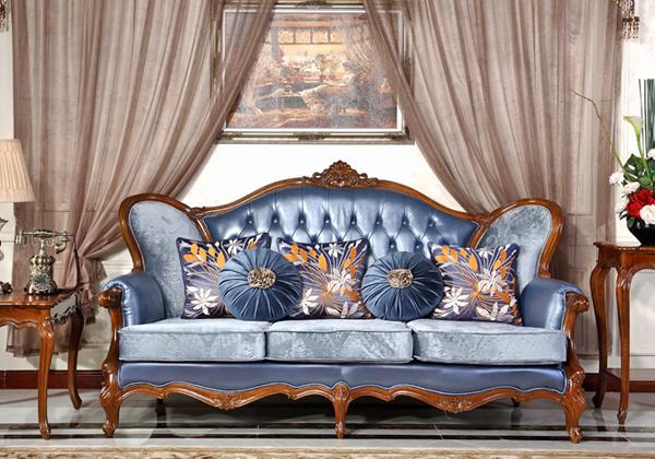 美式沙发彰显美国人洒脱做派,五大要点诠释美式沙发特点图片