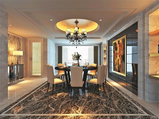 装修保障网 装修学堂 欧式风格 优雅实用欧式风 高大上的典型代表图片