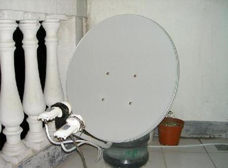 室内小锅卫星电视接收器安装价格表
