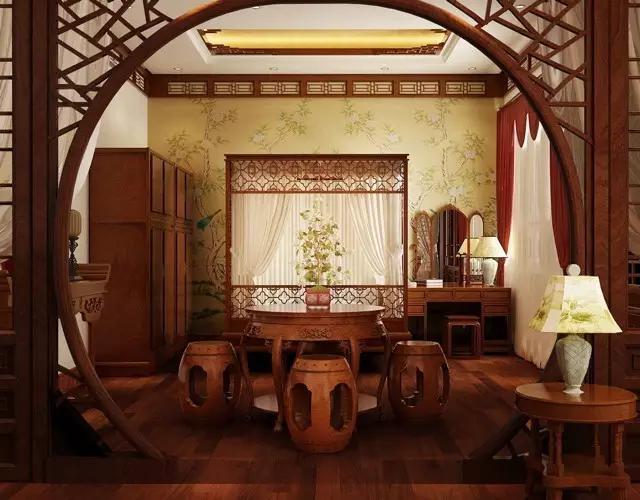 新中式风格设计 迷人的东方魅力图片