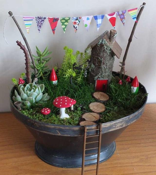 壁纸 花 盆景 盆栽 植物 桌面 640_719
