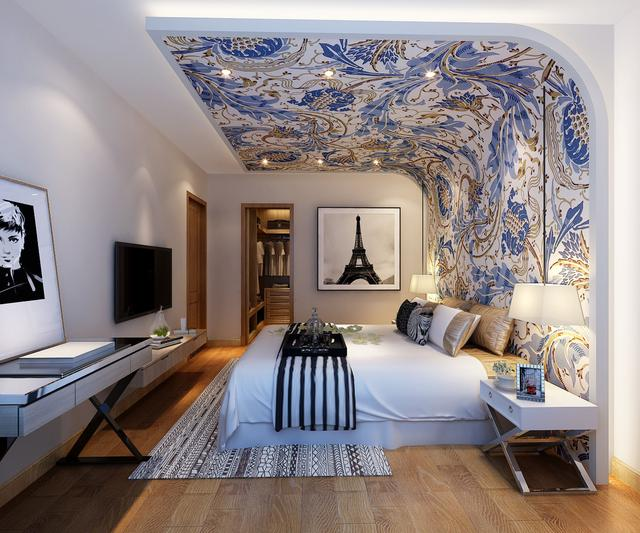 110平米北欧风格装修 白领都喜欢的装修风格图片