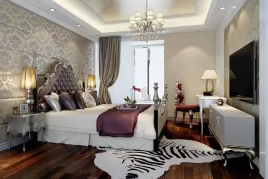 家居装饰 10款备受欢迎的后现代风格卧室设计