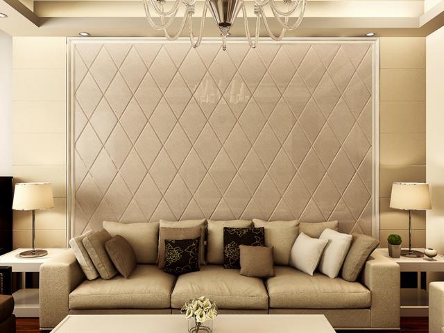 每一种样式都有自己独特的风格,例如砂岩背景墙大气磅礴,适合大户型装