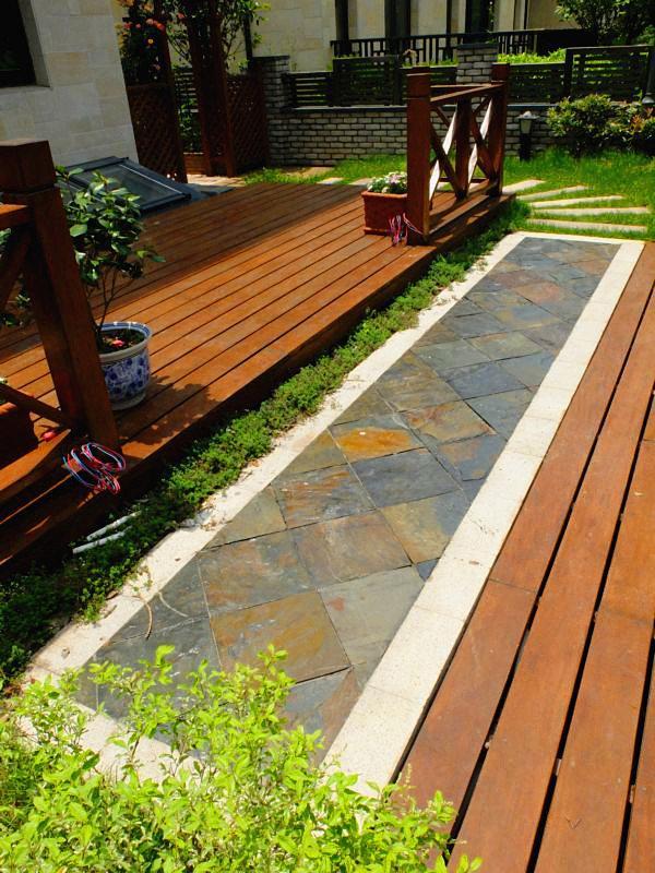 480平米中式风格庭院设计 让幸福永驻你家