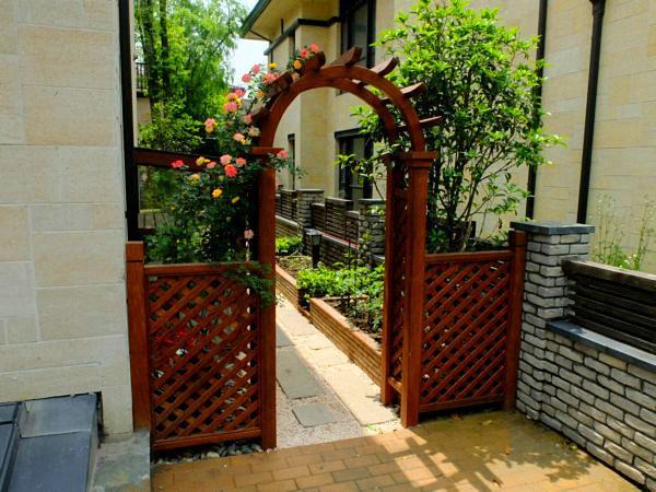 中式风格 480平米中式风格庭院设计 让幸福永驻你家       花园用的