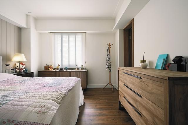 112平米简约风格装修 简单的装饰却让家居更有格调