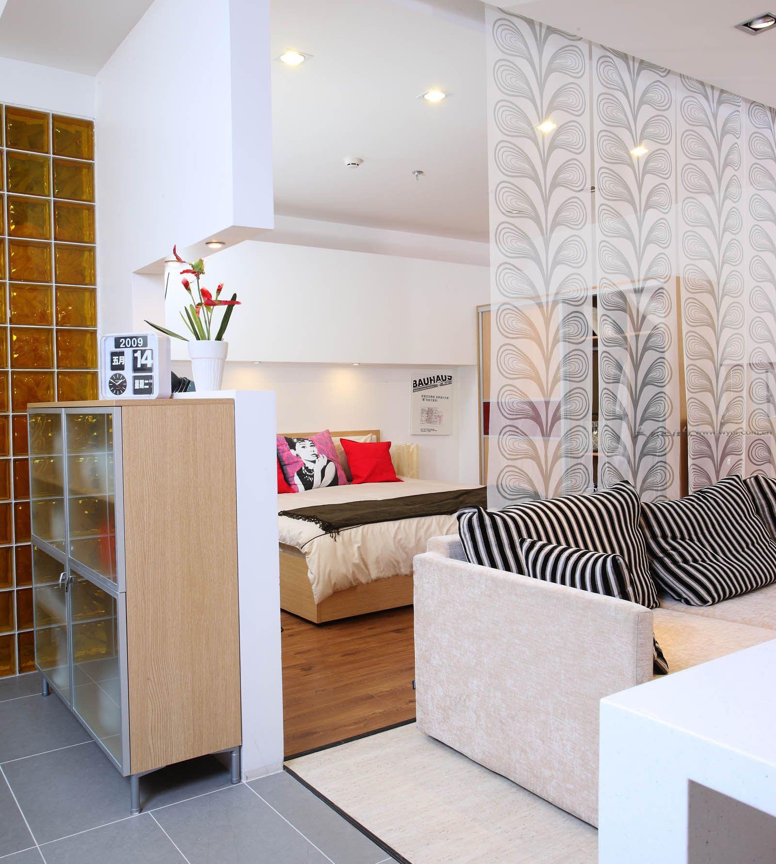 一居室装修设计 营造一种独特的氛围
