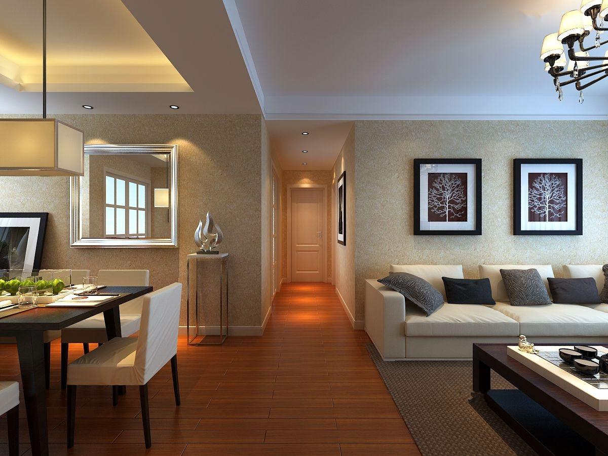 客厅隔断柜设计知识图片