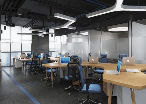 极具创意的后现代办公室装修