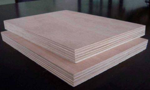 装修木材材料之胶合板