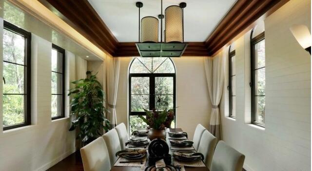 260平东南亚现代风格,尽享奢华高贵的热带风情