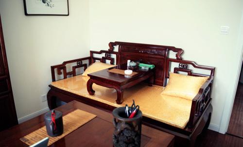 中式风格装修效果图 适合年轻人的中式住宅