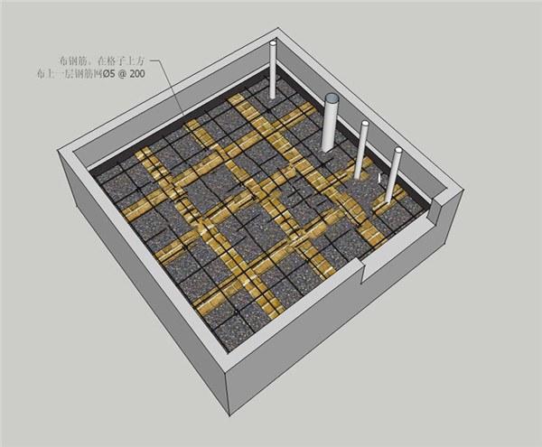下沉式卫生间防水 下沉式卫生间装修施工步骤图片